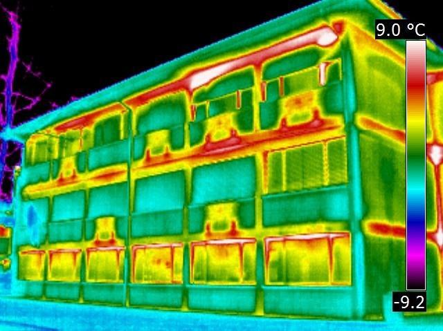 AITI: termografia per edilizia
