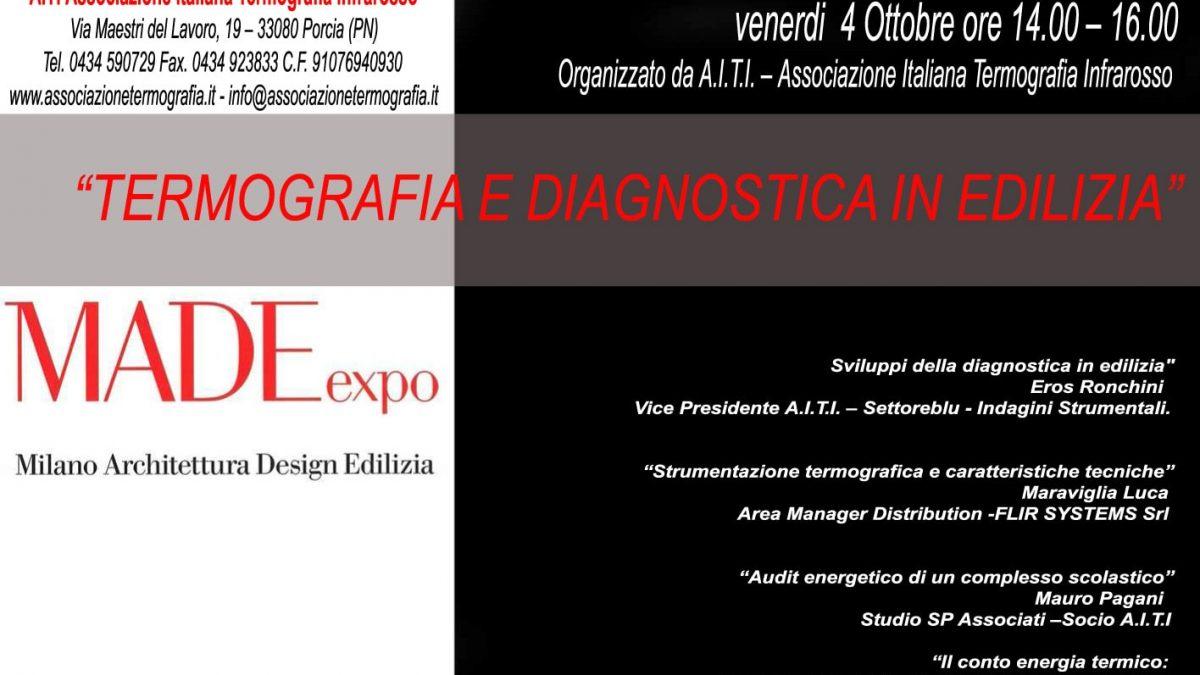 Convegno MadeExpo 2013