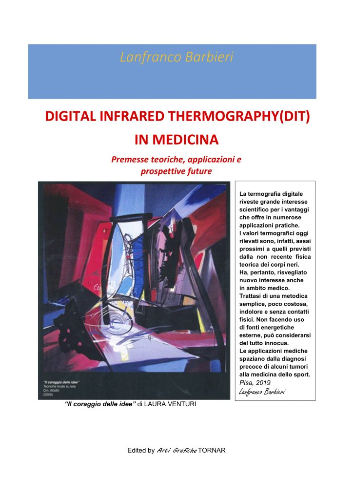 DIT: Digital infrared thermography in medicina